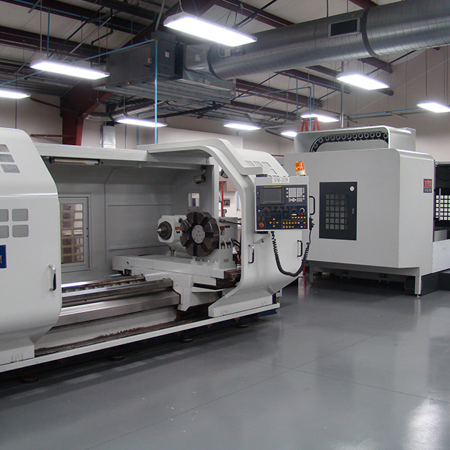 Photo of Mictron milling macines